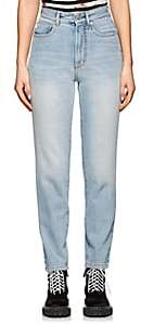 Fiorucci Women's Tara Tapered Jeans-Lt. Blue