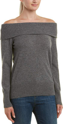 Cupcakes And Cashmere Cupcakes & Cashmere Roderick Cashmere Top