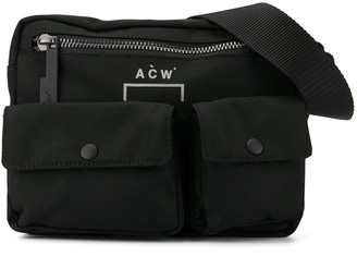 A-Cold-Wall* flap pocket belt bag