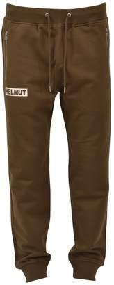 Helmut Lang Military Green Jogging Pants