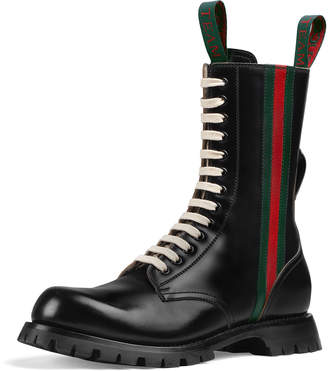 92fe1500074 Mens Black Leather Boots - ShopStyle Canada
