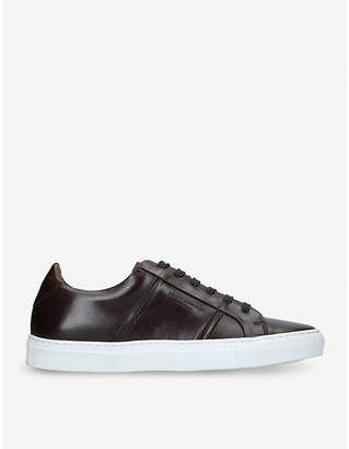 Kurt Geiger London Grosvenor low-top leather trainers