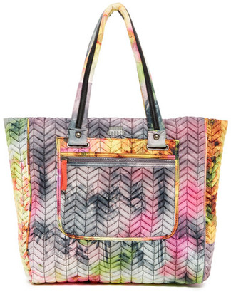 Steve Madden Sportie Quilted Nylon Tote $78 thestylecure.com