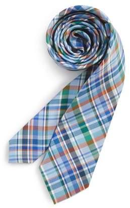 Nordstrom Campbell Plaid Silk Tie