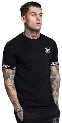 Short Sleeve Tape Raglan T-Shirt