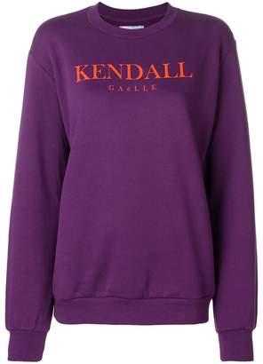 Gaelle Bonheur Kendall sweatshirt