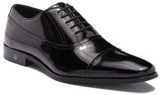 Versace Cap Toe Lace Up Shoe