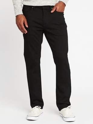 Old Navy Straight Built-In Flex Max Never-Fade Jeans for Men