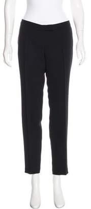 Barbara Bui Mid-Rise Straight-Leg Pants w/ Tags