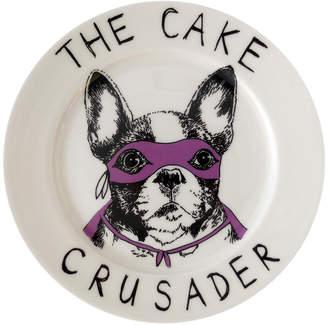 Jimbobart - 'The Cake Crusader' Side Plate