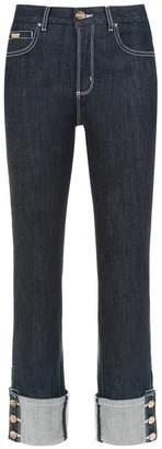Tufi Duek cropped jeans trousers