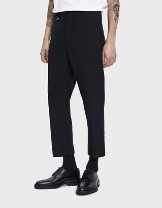 Oamc Cropped Zip Pant