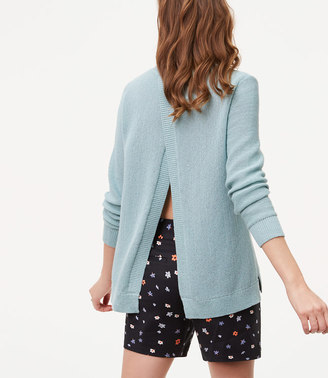Split Back Sweater $59.50 thestylecure.com