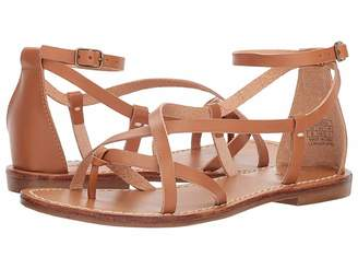 Soludos Amalfi Leather Sandal