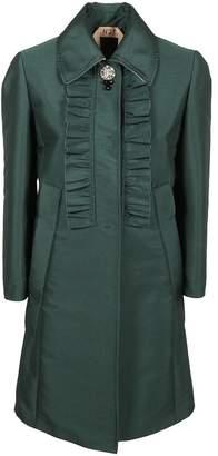 N°21 N.21 Frilled Coat