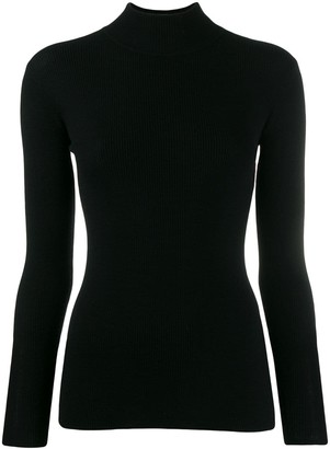 IRO fitted jumper