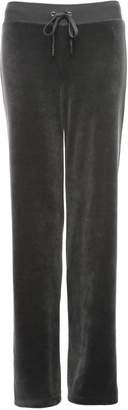 Juicy Couture Bling Velour Malibu Pant