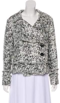 Alexis Tweed Long Sleeve Jacket