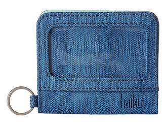 Haiku Access Lanyard Wallet