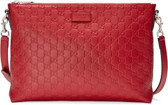 Gucci Signature soft messenger
