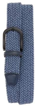 Torino Belts Braided Melange Belts
