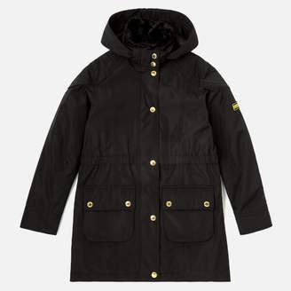 Barbour Girls' International Garrison Jacket