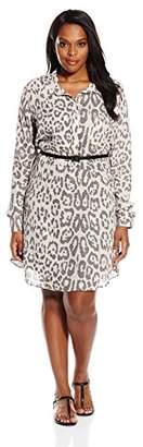Single Dress Women's Plus Size Shirt Slip