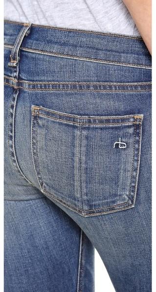 Rag and Bone The Skinny Jeans