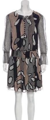 Diane von Furstenberg Silk Kelley Dress