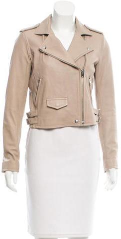 IROIro Leather Moto Jacket