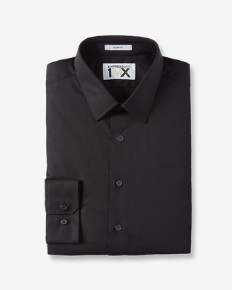 Express Extra Slim Easy Care Dobby 1Mx Shirt