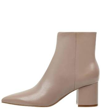 Marc Fisher Trendy Leather Bootie