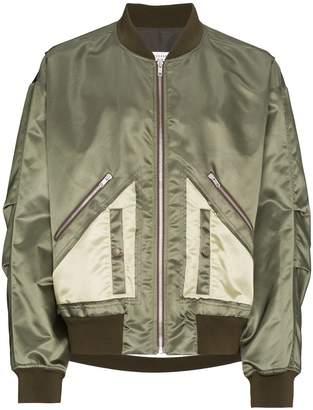 Maison Margiela Oversized Bomber Jacket