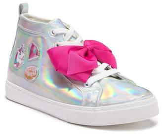 481fe4fc119 Jo-Jo JOJO SIWA Unicorn Hi-Top Sneaker (Little Kid   Big Kid