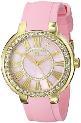 Oceanaut Women's OC6418 Allure Analog Display Quartz Pink Watch