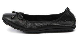 Django & Juliette New Belin Black Womens Shoes Casual Shoes Flat