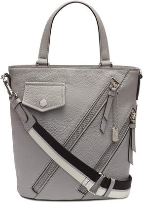 f71590421 DKNY Gray Leather Handbags - ShopStyle