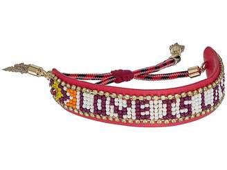 Rebecca Minkoff Love Is Love Seed Bead Bracelet