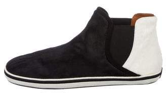 Marc Jacobs Ponyhair Ankle Boots