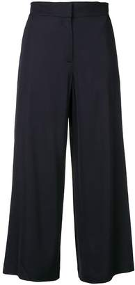 Christian Wijnants cropped wide-leg trousers