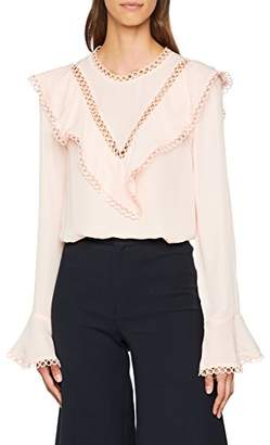 Endless Rose Women's Kathy Blouse,8 (Size: M)