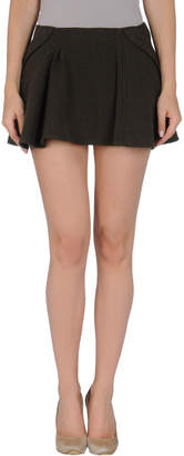 Theyskens' Theory Mini skirts - Item 35180495AP