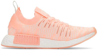 adidas Orange NMD R1 STLT Sneakers