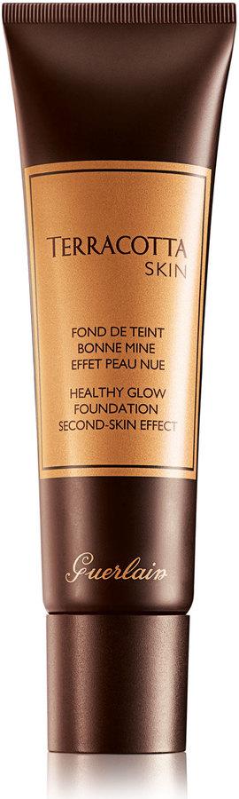 Guerlain Terracotta Skin Healthy Glow Foundation