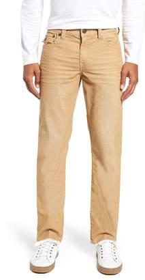 True Religion Brand Jeans Geno Slim Straight Leg Jeans