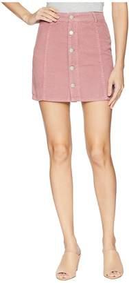 Billabong Push My Buttons Skirt Women's Skirt
