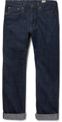 orSlow 107 Washed Selvedge Denim Jeans