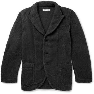 Comme des Garcons Fleece Jacket - Gray