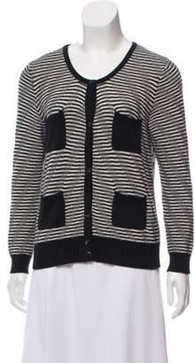 Thakoon Wool-Blend Knit Cardigan
