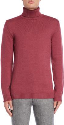 Roberto Collina Wool Knit Turtleneck Sweater